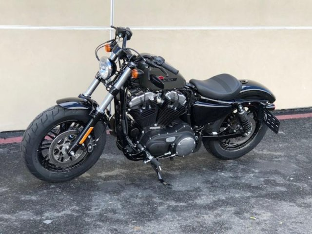 New 2019 Harley-Davidson XL1200X - SPORSTER FORTY-EIGHT