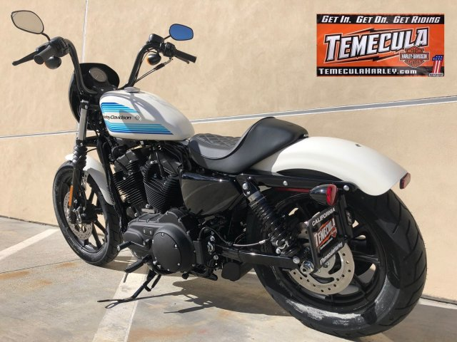 New 2019 Harley-Davidson XL1200NS - SPORTSTER IRON 1200