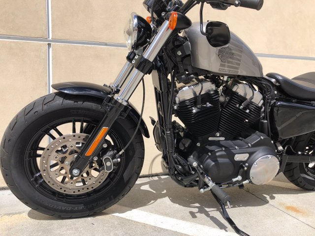 Pre-Owned 2017 Harley-Davidson XL1200X - SPORTSTER FORTY-EIGHT