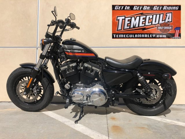 Pre-Owned 2018 Harley-Davidson XL1200XS - SPORTSTER FORTY-EIGHT SPECIAL