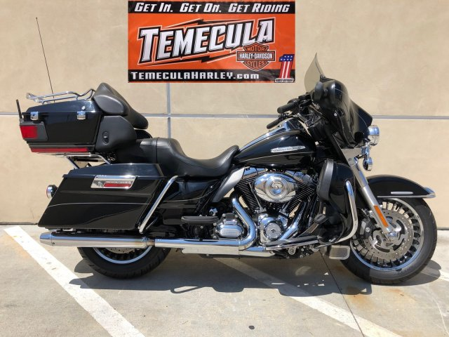 Pre-Owned 2012 Harley-Davidson FLHTK - ULTRA LIMITED