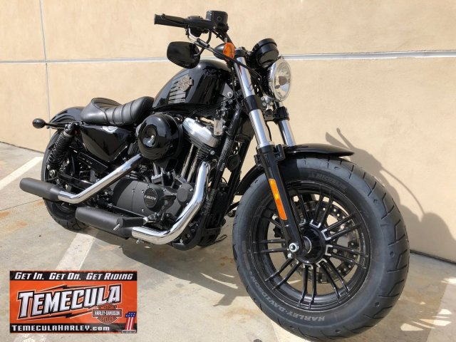 Pre-Owned 2018 Harley-Davidson XL1200X - SPORTSTER FORTY-EIGHT