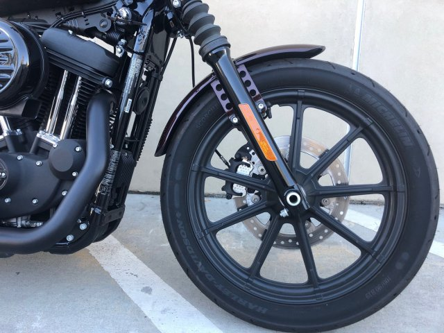Pre-Owned 2019 Harley-Davidson XL1200NS - SPORTSTER IRON 1200