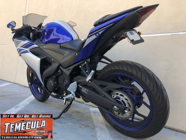 Pre-Owned 2016 Yamaha YZF-R3 - SPORT