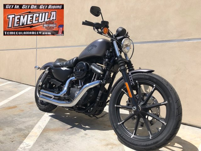 Pre-Owned 2017 Harley-Davidson XL883N - SPORTSTER IRON 883