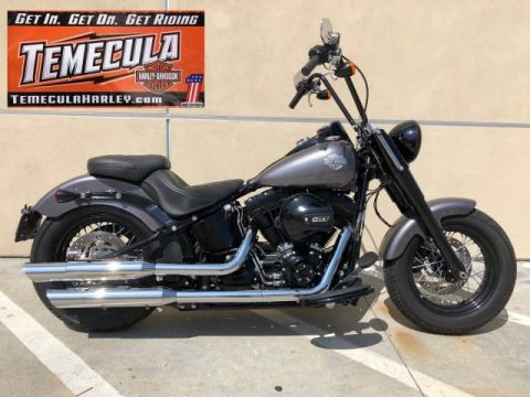 Pre-Owned 2016 Harley-Davidson FLS - SOFTAIL SLIM