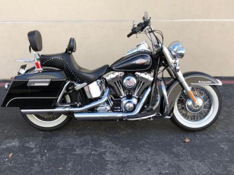 Pre-Owned 2012 Harley-Davidson FLSTC - Heritage Softail Classic