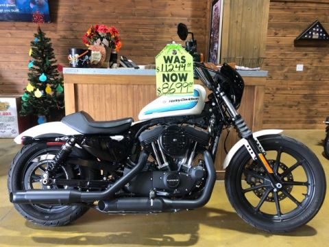 New 2018 Harley-Davidson XL1200NS - SPORTSTER IRON 1200