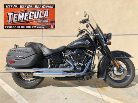 Pre-Owned 2018 Harley-Davidson FLHC - SOFTAIL HERITAGE CLASSIC