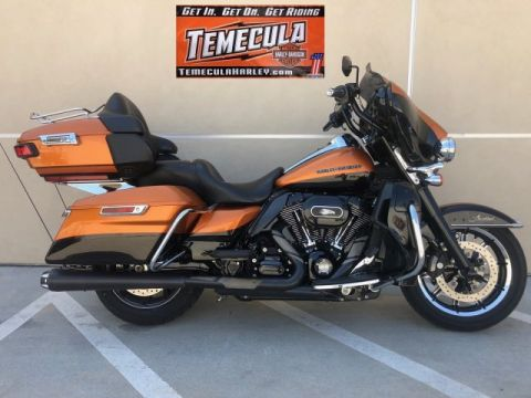 Pre-Owned 2014 Harley-Davidson FLHTK - ULTRA LIMITED