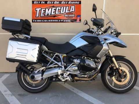 Pre-Owned 2009 BMW R1200GS