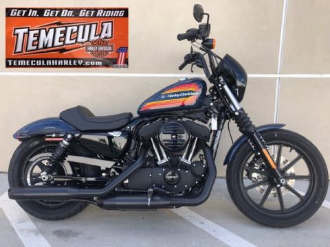 New 2020 Harley-Davidson XL1200NS - SPORTSTER IRON 1200